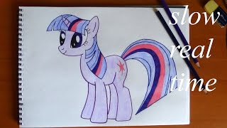 comment dessiner my little pony