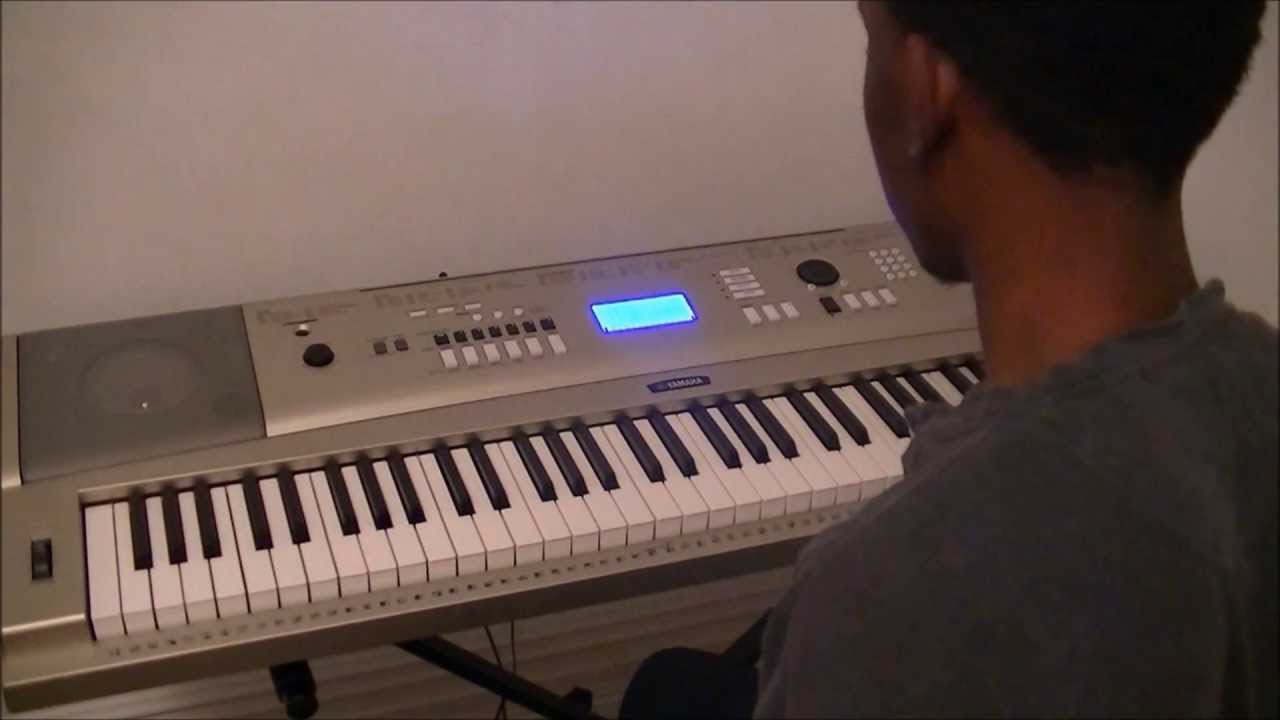 Trying out my yamaha ypg 235 youtube for Ypg 235 yamaha