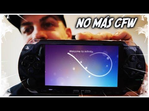 Desinstalar CFW a la PSP y dejarla Original   2019