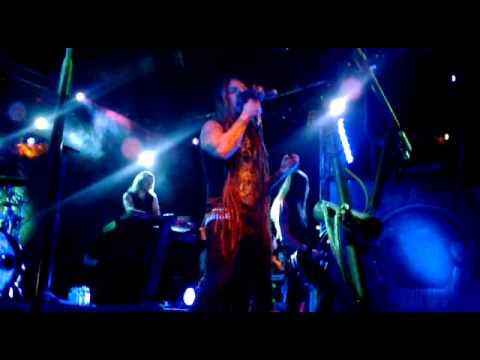 Amorphis - Circle World Tour,Madrid 2013 Full Concert PT 1