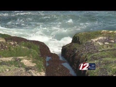 Jamestown Water Death