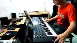 Đàn Organ Bài Ca Dao Đầu Đời BK9 nhaccugiatot.com