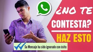 Que Hacer Cuando Ella No Te Responde Los Mensajes Del WhatsApp (Al Poco Tiempo De Conocerla)