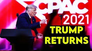 Best of Trump's CPAC Speech