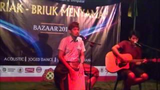 NOSSTRESS - Semoga Hanya Lupa (Live Perform Bazaar Tirta Manik 2016)