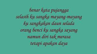 Download Benci Ku Sangka Sayang (Lirik) oleh Dila Erista (Cover)    pop    dangdut    keroncong    dll