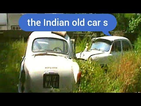 Old Expiry Dated Car Of India Ambassador ,fiat, Hindustan Contessa
