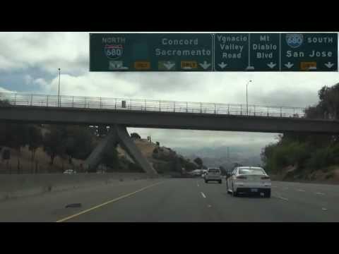 13-20 San Francisco Bay Area #4: I-880 and CA-24 - Oakland to Walnut Creek