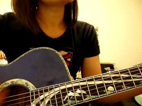Green Day Viva La Gloria Acoustic Cover W Chords Youtube