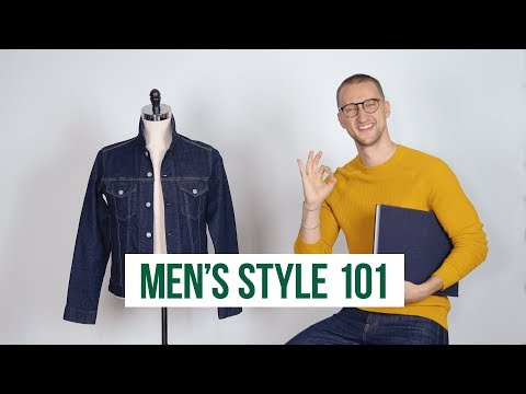 Essential Styling Guide   Tips & Tricks For Men's Fashion