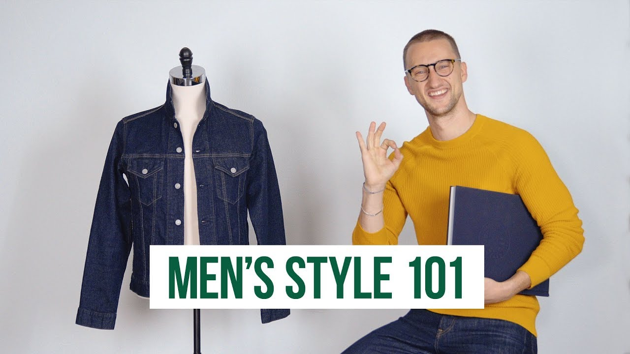 [VIDEO] - Essential Styling Guide | Tips & Tricks for Men's Fashion 2
