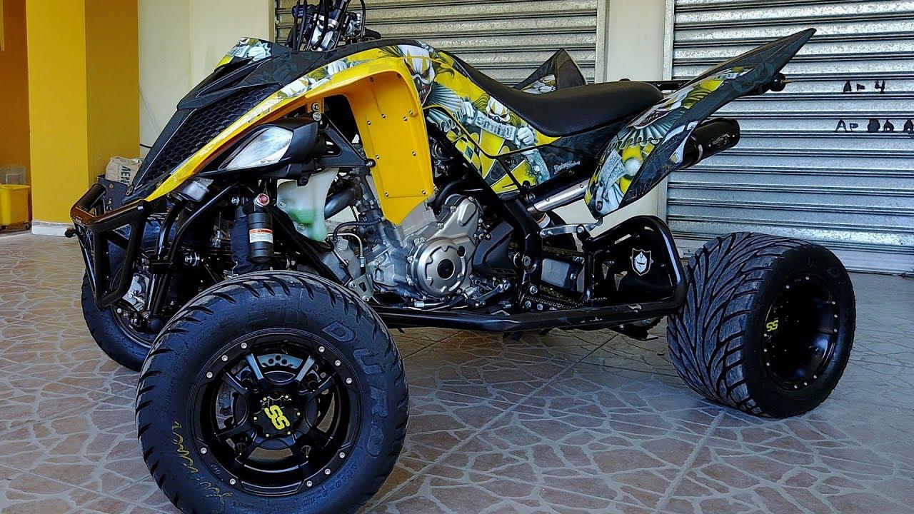 Yamaha Raptor  Segunda Mano