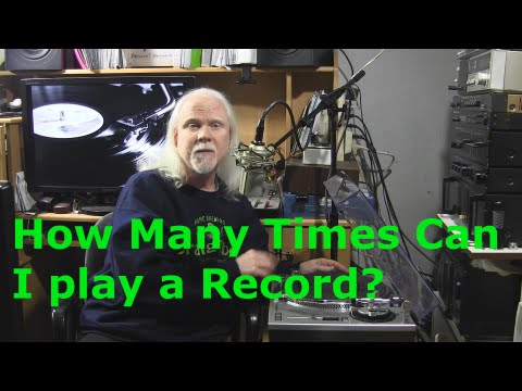 VC - How Many Times Can I Play My Records? - Vinyl Community