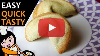 Fortune Cookies - Recipe Videos