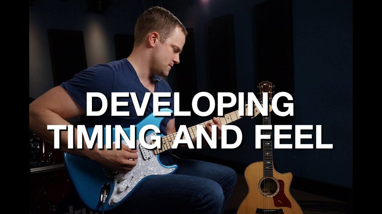 Developing Timing And Feel Rhythm Guitar Lesson 10 Youtube