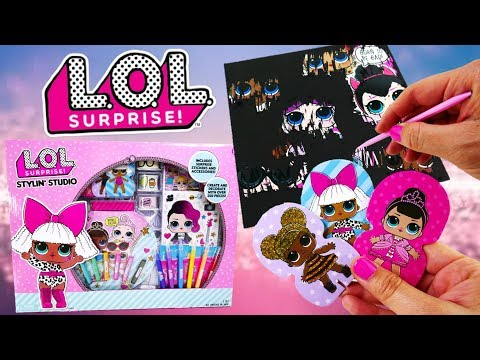 lol-surprise-doll-stylin-studio-activity-set-diy-craft-coloring-book-scratch-off