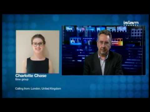 Bow Group Member Charlotte Chase on Islam Channel: Conservative Party Leadership Election 29/06/2016