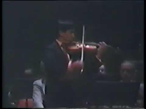 Maurice Hasson Beethoven Violin Concerto III. Rondo: Allegro
