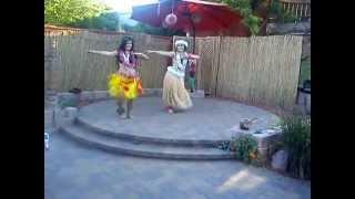 Rock A Hula Baby Dance