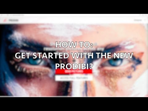 How to: Get Started with Prodibi