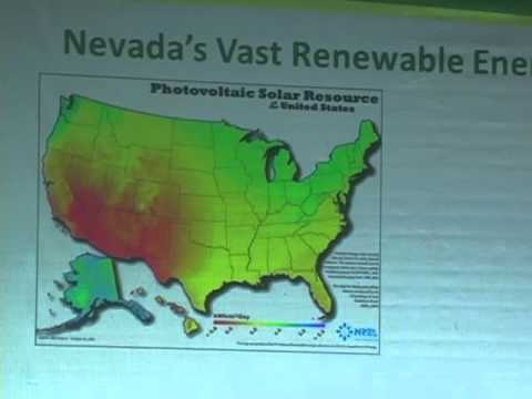 What's Nevada Doing to Build a Clean Energy Economy