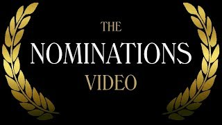 2018 Nominations Video - 100 Most Handsome Faces