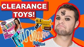 Toys R Us Clearance Sale: Cheap Toys - Toy Commercial Commentary