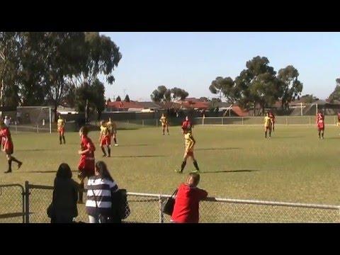 Sunshine George Cross SC vs Whittlesea Ranges FC