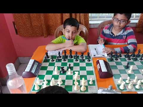 30th WB State Under 11 FIDE Rated | Round 1 starting moments