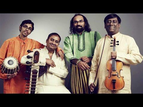 Fusion Music   Indian Classical Instrumental   Sitar - Tabla - Mridangam - Violin