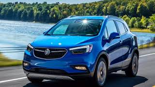 HOT NEWS!  2019 Buick Encore New Exterior Design Image Price And Engine