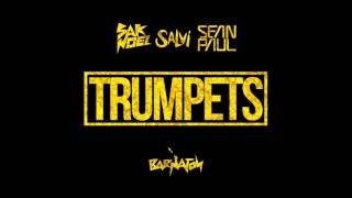 sak noel salvi ft sean paul trumpets official audio