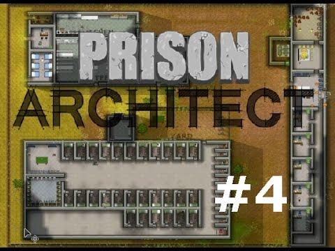 PRISON JOBS   Prison Architect #4