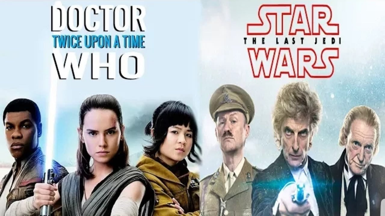 Twice Upon A Christmas Doctor Who.Doctor Who Twice Upon A Time I The Last Jedi Style Trailer 2017 Christmas Special