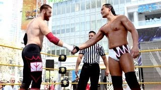 Sami Zayn vs. Bo Dallas for the NXT Championship @ SummerSl