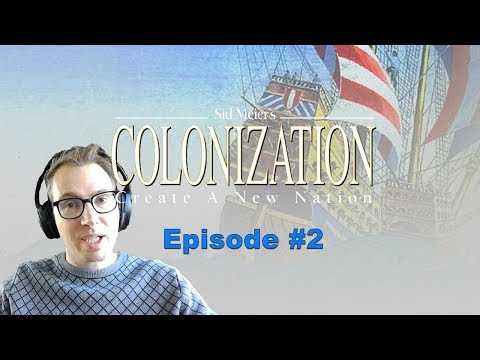 We are ambushed by Indians!   Colonization #2  