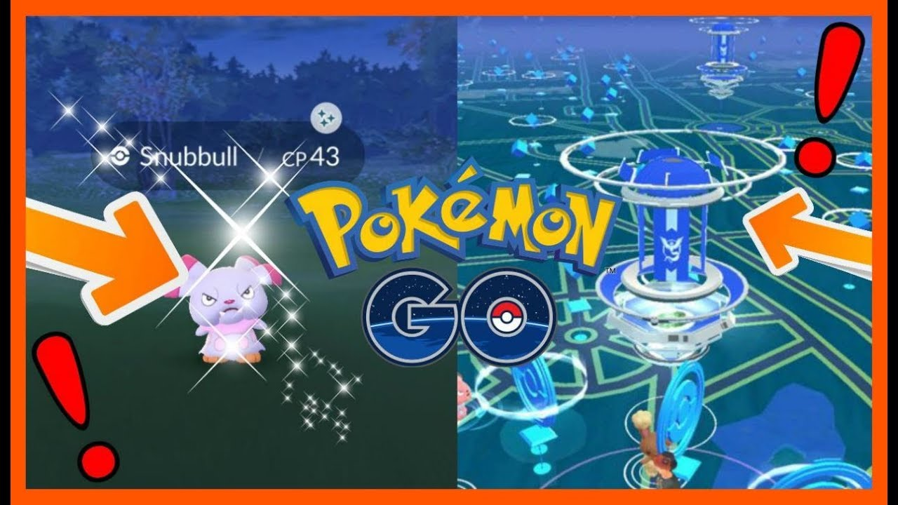 THE BEST NEW SHINY NEST IN POKEMON GO COORDINATES APRIL 2019