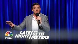 Chris Distefano Stand-Up Performance - Late Night with Seth Meyers