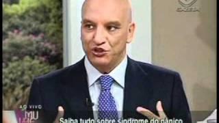 Síndrome do Pânico - Dr. Cyro Masci no 'Mulheres' 1/2
