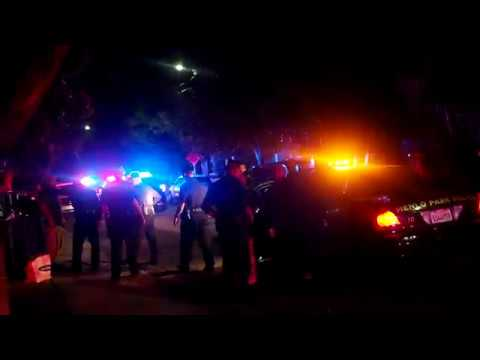 Menlo Park cop watch disturbance call