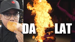 Did You Know Vietnam has this? *EPIC FIRE SHOW in DA LAT travel vlog