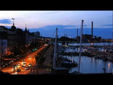 A Year in Helsinki (Timelapse)