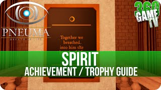 Pneuma Breath of Life - How to solve the Spirit Puzzle - Spirit Achievement / Trophy Guide