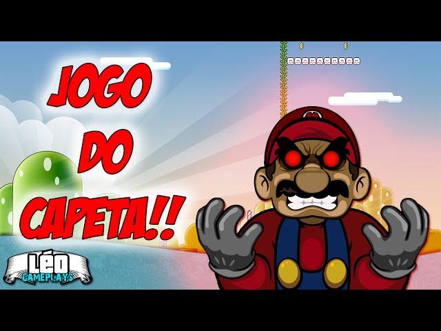 (Jogos de Browser) Unfair Mario - Jogo do Capiroto