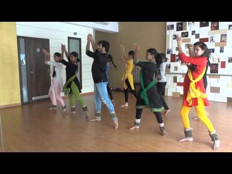 Humari Atariya pe (Dedh Ishqiya) Kathak Bollywood dance by Devesh Mirchandani