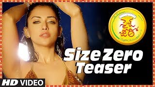 Size Zero Video Teaser || Size Zero || Arya, Anushka Shetty, Sonal Chauhan
