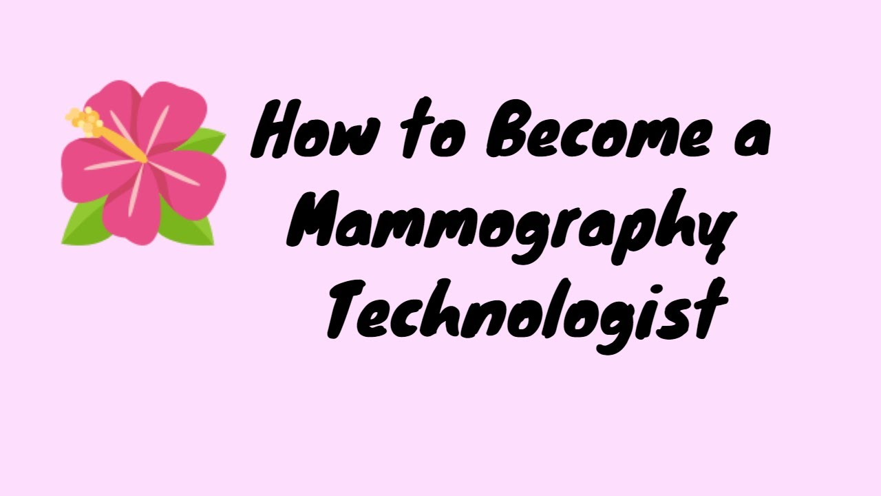 Initial Mammography Training Course