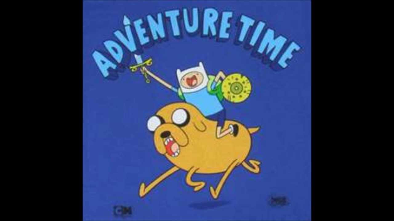 Adventure Time Theme Song Lyrics In Description Youtube