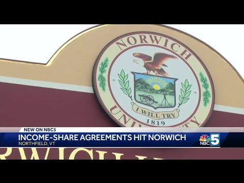 """norwich-university-to-offer-""""income-share-agreements"""""""