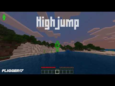 Devlog 1 Highjump Airjump and Nofall Minecraft Windows 10